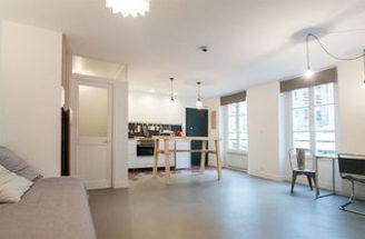 Apartamento Rue Popincourt Paris 11°