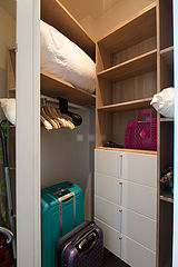 Apartamento Paris 14° - Guarda-roupa