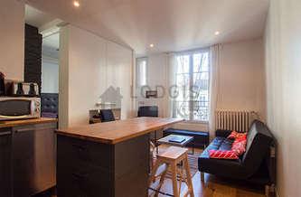 Issy Les Moulineaux 1 dormitorio Apartamento