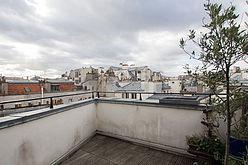 公寓 巴黎2区 - 陽台