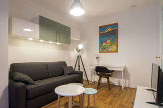 Studio Paris 12° Bel Air – Picpus