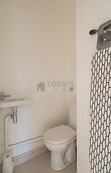 Apartment Paris 7° - Toilet 2