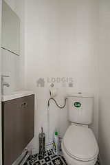 Appartement Paris 2° - WC