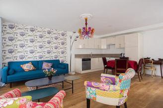 Appartement Rue De Tracy Paris 2°