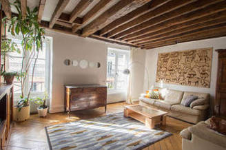 Pigalle – Saint Georges Париж 9° 2 спальни Квартира