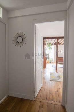 Appartement Paris 9° - Entrée