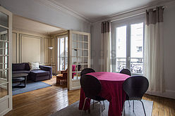 Appartement Paris 13° - Chambre 2