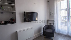 Apartment Paris 9° - Living room