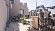Appartement Paris 9° - Terrasse