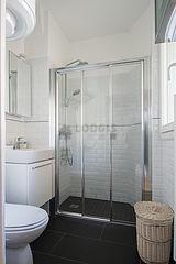 Appartement Paris 7° - Salle de bain