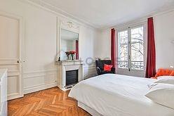 Apartamento París 7° - Dormitorio 2
