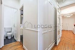 Apartment Paris 7° - Toilet