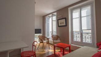 Квартира Villa Longchamps Париж 16°