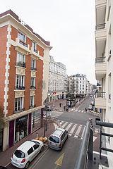 公寓 Hauts de seine Sud - 阳台