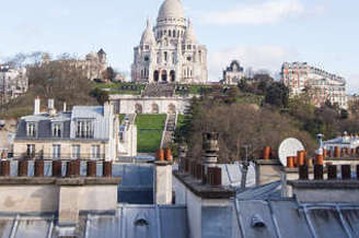 Montmartre Parigi 18° 1 camera Appartamento