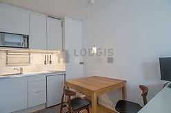 Квартира Париж 11° - Кухня