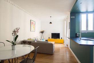 Квартира Rue Vauvenargues Париж 18°