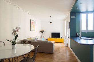 Montmartre París 18° 2 dormitorios Apartamento