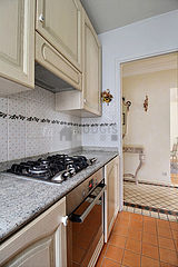 Дуплекс Париж 8° - Кухня