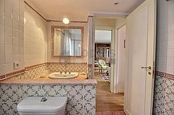 雙層公寓 巴黎8区 - 浴室