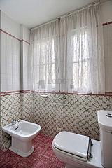 雙層公寓 巴黎8区 - 廁所