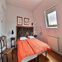 Дуплекс Париж 8° - Спальня