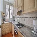 雙層公寓 巴黎8区 - 廚房