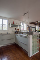 Apartment Hauts de seine Sud - Kitchen
