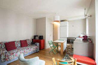 Gare du Nord – Gare de l'Est Paris 10° 2 quartos Apartamento