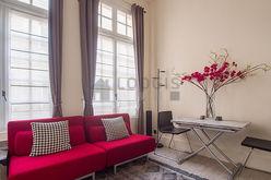 Appartement Paris 3° - Séjour