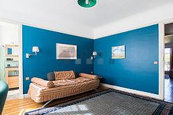Квартира Париж 20° - Спальня 2
