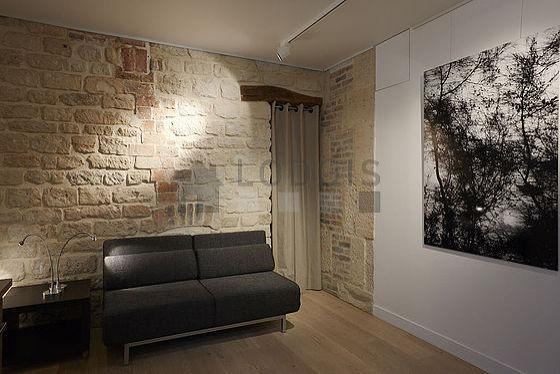 Magnifique séjour très calme d'un appartement à Paris