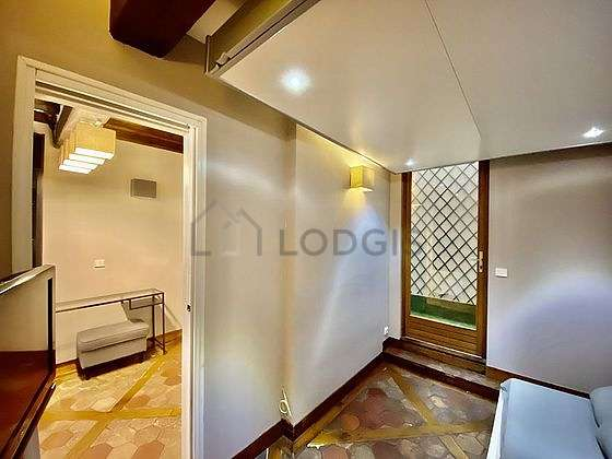 Quiet bedroom for 3 persons equipped with 1 bed(s) of 80cm, 1 bed(s) of 140cm