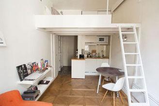 Квартира Rue Du Croissant Париж 2°
