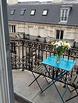 Appartement Paris 9° - Terrasse
