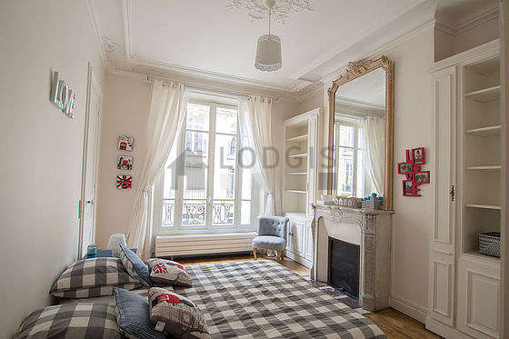 Appartement Paris 17° - Chambre 3