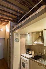 Квартира Париж 1° - Мезанин
