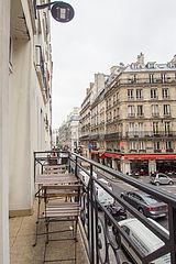 Apartamento Paris 1° - Terraça