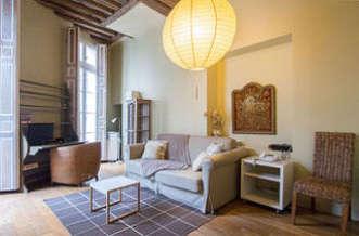 Louvre – Palais Royal Париж 1° 1 спальня Квартира