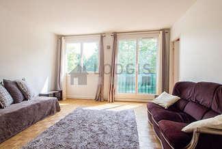Appartement meublé 2 chambres Sain Cloud