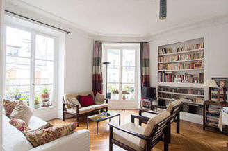 Paris 2 bedroom apartment | Furnished and long-term rentals in Paris on