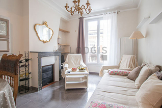 Appartement Rue Ferdinand Flocon Paris 18°