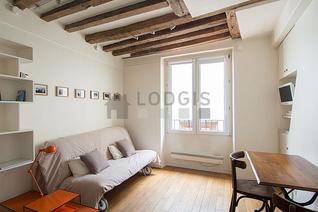 Квартира Rue De Clery Париж 2°