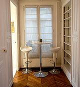 アパルトマン パリ 17区 - 玄関