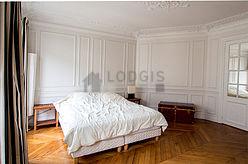 Apartamento París 17° - Dormitorio