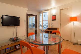 Appartement 3 chambres Paris 1° Louvre – Palais Royal