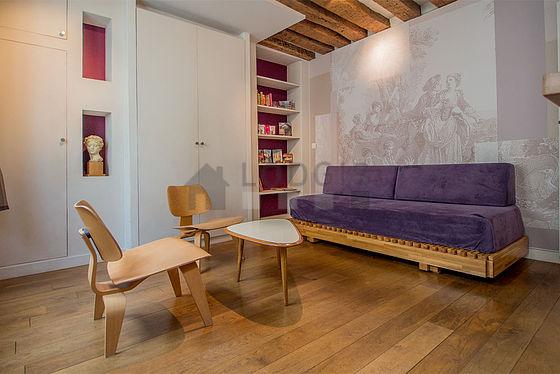 location studio paris 2 rue dussoubs meubl 19 m grands boulevards montorgueil. Black Bedroom Furniture Sets. Home Design Ideas