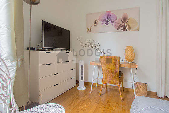 Chambre pour 2 personnes équipée de 1 lit(s) de 140cm