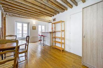 Квартира Rue Chapon Париж 3°
