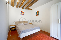 Apartamento Paris 3° - Quarto